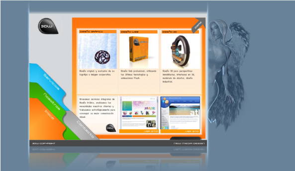 3dw web design